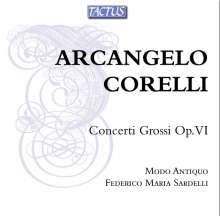 Arcangelo Corelli (1653-1713): Concerti grossi op.6 Nr.1-12, 2 CDs