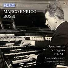 Marco Enrico Bossi (1861-1925): Orgelwerke Vol.12, 2 CDs