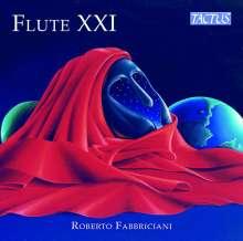 Roberto Fabbriciani - Flute XXI, 2 CDs