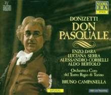 Gaetano Donizetti (1797-1848): Don Pasquale, 2 CDs