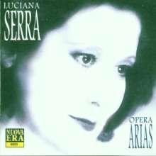 Luciana Serra singt Arien, CD