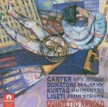 Quintetto Arnold, CD