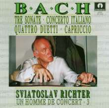Johann Sebastian Bach (1685-1750): Italienisches Konzert BWV 971, CD