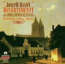 Joseph Haydn (1732-1809): Werke für Cembalotrio, CD