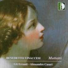 Benedetto Vinaccesi (1666-1719): Motetten, CD
