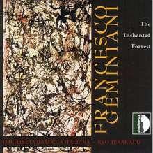 "Francesco Geminiani (1687-1762): Concerti ""The Inchanted Forrest"", CD"