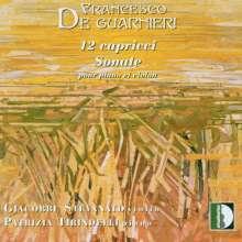 Francesco de Guarnieri (1867-1927): Violinsonate, CD