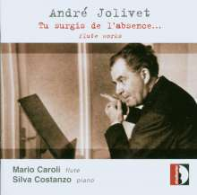Andre Jolivet (1905-1974): Werke für Flöte, CD
