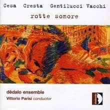 Dedalo Ensemble - Rotte Sonore, CD