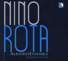 "Nino Rota (1911-1979): Kammermusik ""Improvviso"", CD"