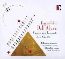 Evaristo Felice Dall'Abaco (1675-1742): Concerti a piu Istrumenti op.6 Nr.1-12, 2 CDs