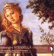 Alessandro Stradella (1642-1682): Santa Pelagia, CD