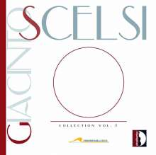 Giacinto Scelsi (1905-1988): Scelsi Collection Vol.1, CD