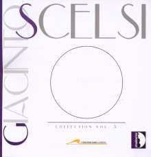 Giacinto Scelsi (1905-1988): Scelsi Collection Vol.3, CD