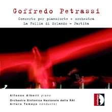 Goffredo Petrassi (1904-2003): Flötenkonzert, CD