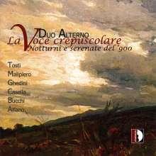 Duo Alterno - La Voce crepuscolare, CD