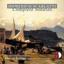 Domenico Scarlatti (1685-1757): Cembalosonaten, CD