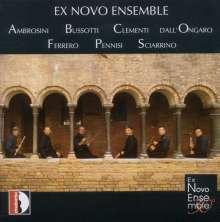 Ex Novo Ensemble, CD