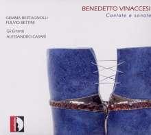 Benedetto Vinaccesi (1666-1719): Kantaten & Sonaten, CD