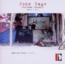 John Cage (1912-1992): Freeman Etudes (Books 1 & 2), CD