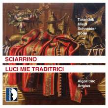 Salvatore Sciarrino (geb. 1947): Luci mie traditrici (Oper in 2 Akten), CD