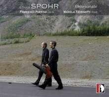 """Louis Spohr (1784-1859): Werke für Violine & Klavier - """"Reisesonate"""", CD"""