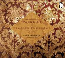 Bernardo Pasquini (1637-1710): Cembalosonaten, CD