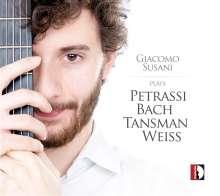 Alexander Suetin (Barocklaute), CD