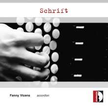 Fanny Vicens - Schrift, CD