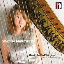 Simona Marchesi - Quel che l'Arpa dice, CD