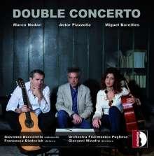 Double Concertos, CD