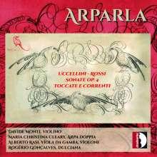 Marco Uccellini (1610-1680): Sonaten op.4, CD