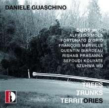 "Daniele Guaschino (geb. 1975): Kammermusik ""Trees Trunks Territ Ories"", CD"