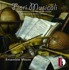 Ensemble Mezzo - Fiori Musicali, CD
