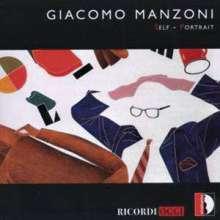 Giacomo Manzoni (geb. 1932): Self-Portrait, CD