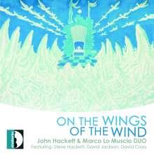 John Hackett & Marco Lo Muscio - On the Wings of the Wind, CD