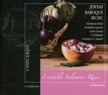 Jüdische Barockmusik, CD