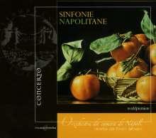 Sinfonie Napolitane, CD