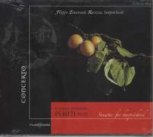 Giovanni Benedetto Platti (1697-1763): Cembalosonaten Nr.15-18, CD