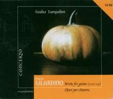Angelo Gilardino (geb. 1941): Gitarrenwerke, CD