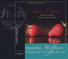 Agostino Steffani (1654-1728): Sonate Da Camera Nr.1-6, 2 CDs