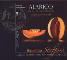 Agostino Steffani (1654-1728): Alarico, 3 CDs