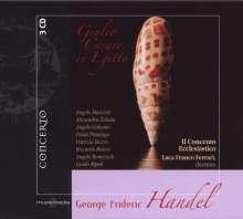 Georg Friedrich Händel (1685-1759): Giulio Cesare in Egitto, 3 CDs