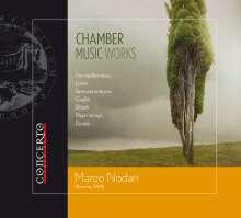 Marco Nodari (geb. 1969): Kammermusik, CD