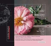 Andrea Luchesi (1741-1801): Geistliche Musik, CD