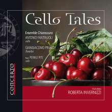 Cello Tales, CD