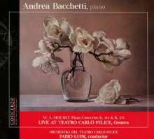 Wolfgang Amadeus Mozart (1756-1791): Klavierkonzerte Nr.9 & 12, CD