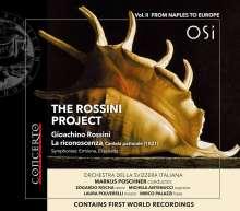 Gioacchino Rossini (1792-1868): The Rossini Project Vol.2 - From Naples to Europe, CD