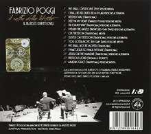Fabrizio Poggi: Il Soffio Della Liberta', CD