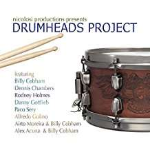Drumheads Project, CD